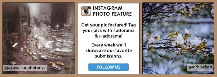 Instgram Photo Feature
