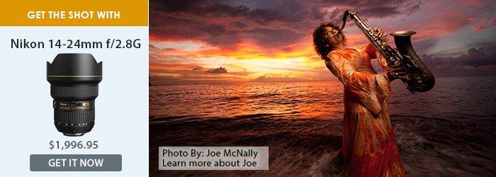 Get The Shot - Joe McNally