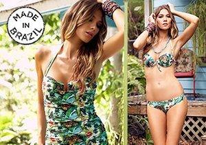 Made in Brazil: diNeila Swimwear