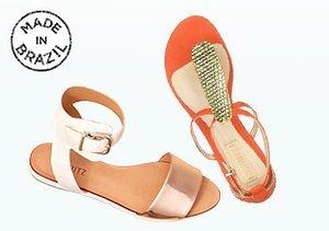 Made in Brazil: Summer Sandals