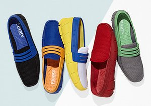 What to Pack: Loafers & Sandals