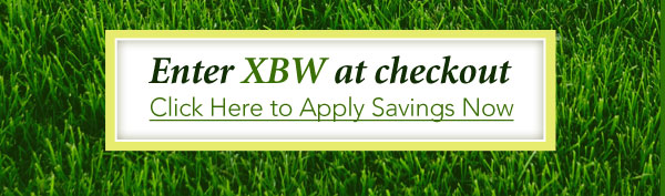 Enter XBW at checkout