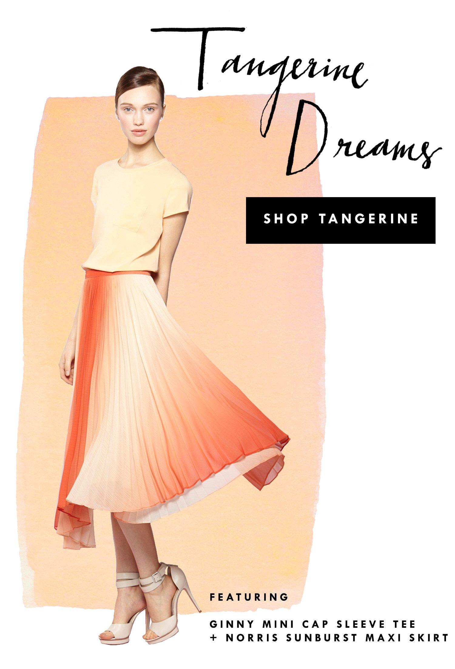 Shop Tangerine Dream