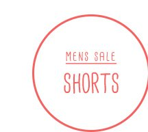 Shop Mens Sale Shorts