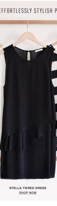 Stella Tiered Dress
