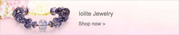 Iolite Jewelry