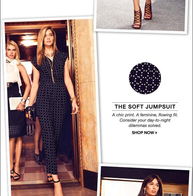 The Soft Jumpsuit