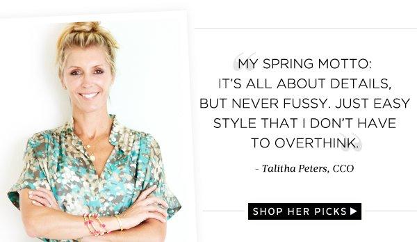Creative Director's Picks: Shop Now