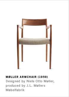Moller Armchair