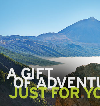A Gift Of Adventure Just For You