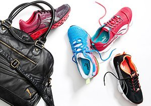 Work it Out: Athletic Shoes & More