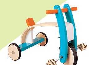Ready, Set, Go: Toys for Outdoor Play