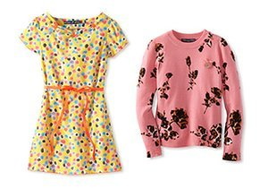 Pretty Prints & Patterns for Girls