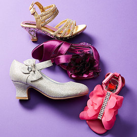 So Snazzy: Kids' Shoes