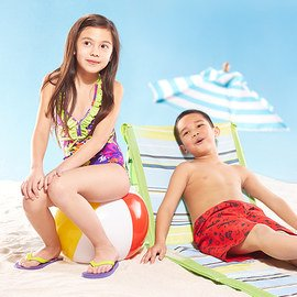 Sun & Sand: Kids' Apparel & Accessories