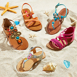 Sun & Sand: Kids' Sandals