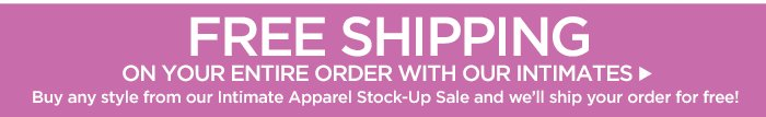 Get Free Shipping!
