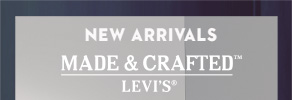 New Arrivals Made & Crafted™ Levi's®