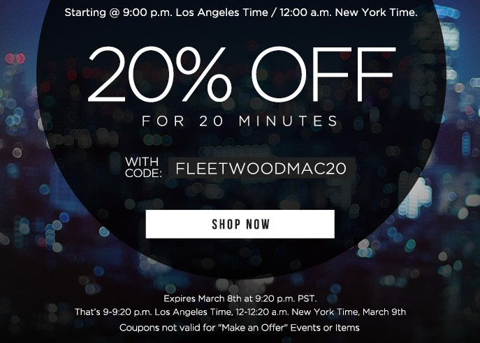 After Party - 20% Off