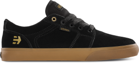 Barge LS, Black/Gum
