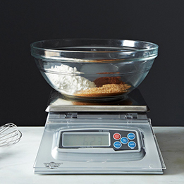 Bake with a Scale