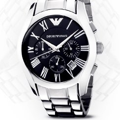 Chronograph Watches by Tag Heuer, Armani, Hugo Boss & More