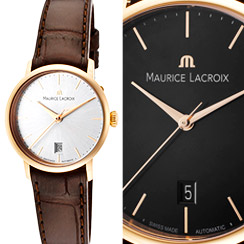 Maurice Lacroix & Jorg Gray Watches