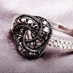 Black Diamond Jewelry Starting at $29