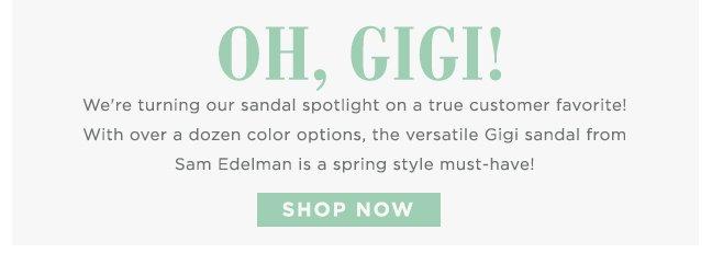 Shop The Gigi