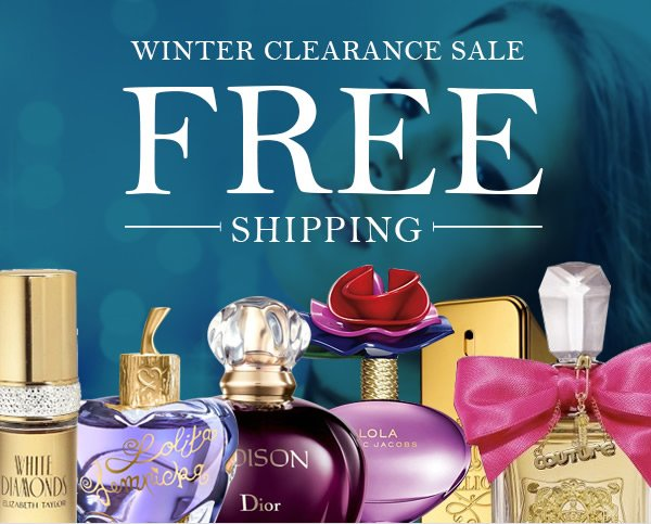 Winter Clearance at FragranceX.com Save 10% with coupon code WINTER2014