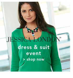 Shop Jessica London Dress & Suit Event