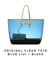 Clear Original Tote Lily