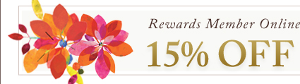 Rewards Member Online | 15% OFF