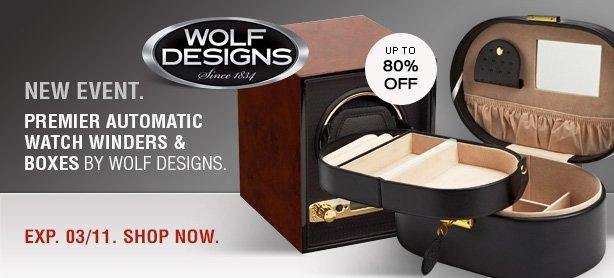 Wolf Flash Sale