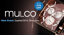 Mulco Watches Sale Link