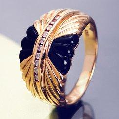 Inspiration: Black & Gold Tones Combos