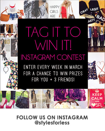 3rd-Instagram Contest