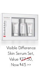 Visible Difference Skin Serum Set, Value $77.50, Now $45.