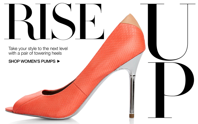 Shop Pumps - Ladies.