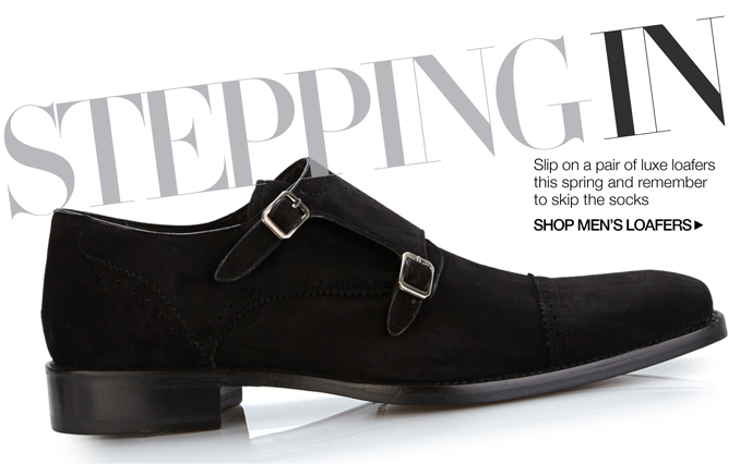 Shop Loafers - Men.