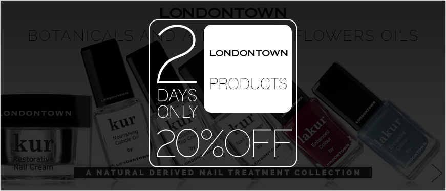 2 Days Only 20% Off Londontown