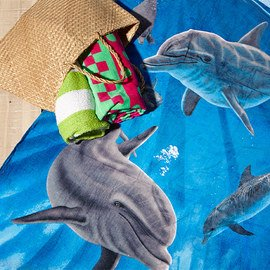 Lie on the Sand: Beach Towels