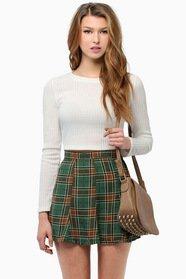 Monica Crop Sweater $16