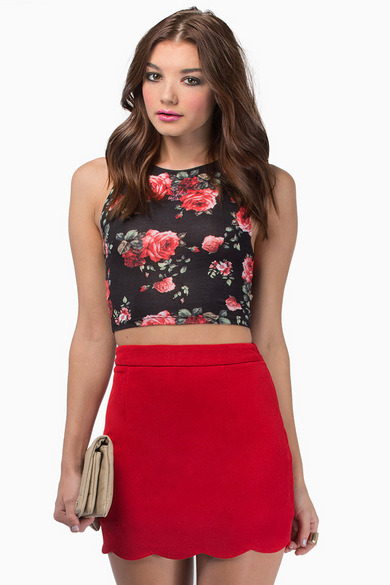 Tidal Wave Skirt $32