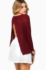 Wanderlust Sweater $40
