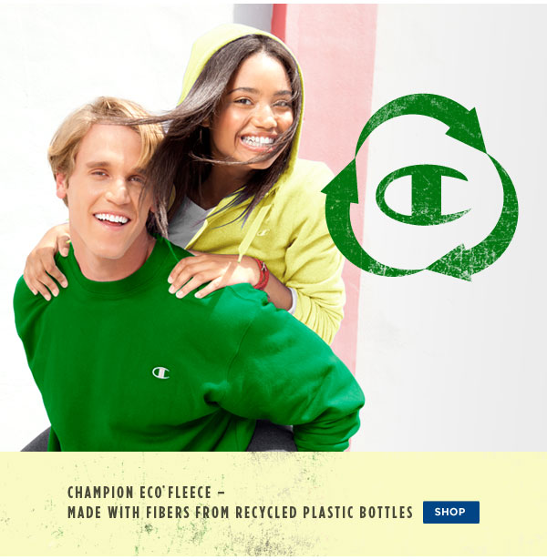 SHOP Champion Eco Fleece