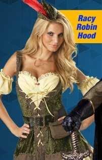 Racy Robin Hood