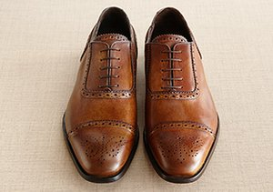 Well Suited: Designer Dress Shoes