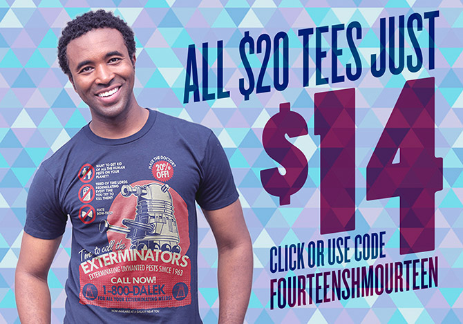 $14 Tees! —Shop Now