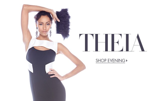 Evening Looks including Theia